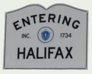 Welcome to Halifax, MA